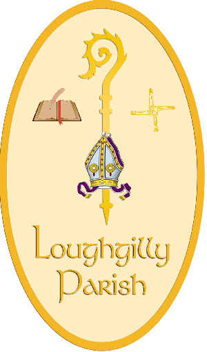 Loughgilly Parish Logo