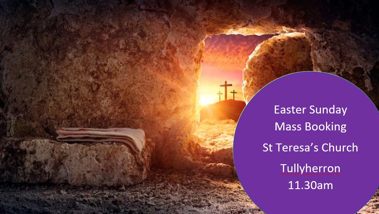 Easter Booking